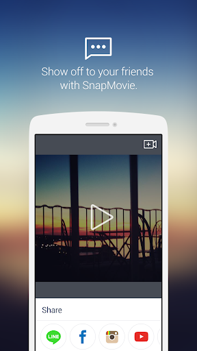 LINE SnapMovie screenshot 5