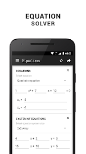 All-In-One Calculator Screenshot
