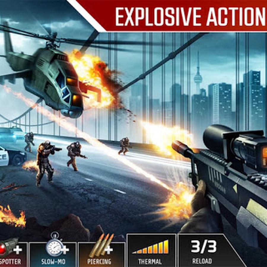 Kill Shot Bravo 1.9 MOD APK (UNLIMITED AMMO)