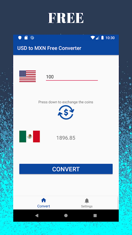 Usd To Mxn Free Converter Android