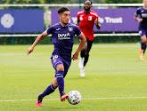 Anouar Ait El-Hadj s'est montré à son vrai poste avec Anderlecht