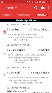 Download SG Gösenroth/Laufersweiler For PC Windows and Mac apk screenshot 2