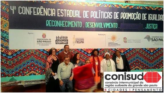 CEPIR (Coordenadoria de Promoção da igualdade Racial), garantiu