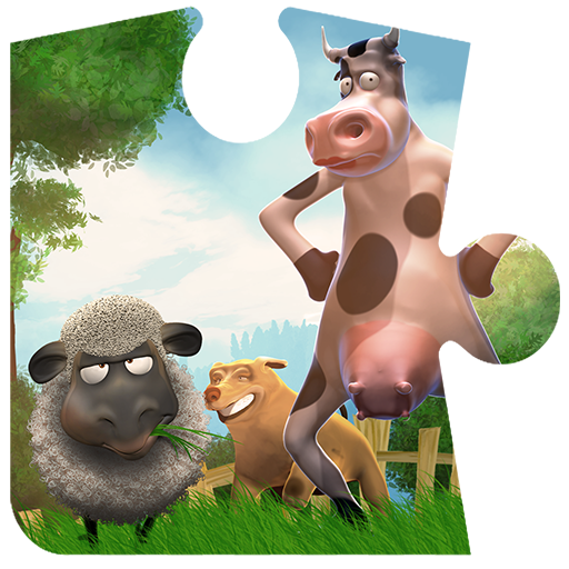 Farm Games Kids Jigsaw Puzzles