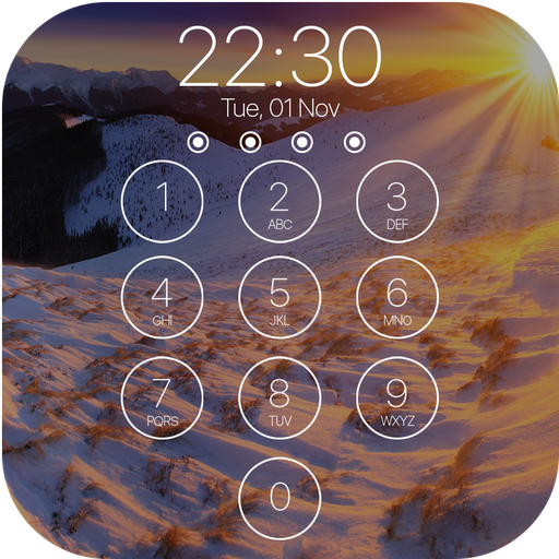 lock screen passcode Icon