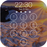 lock screen passcode Icon