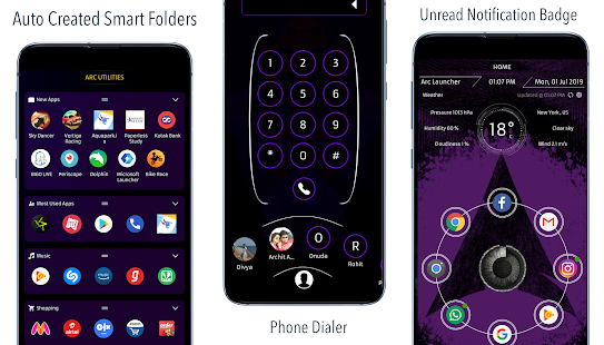 ARC Launcher Pro 2019 Themes,DIY,Wallpaper,Lock v 20 8 APK