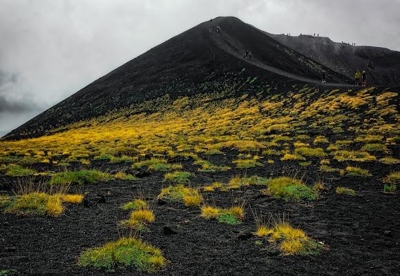 La magia dell'Etna