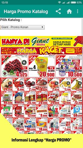 Harga Promo Katalog screenshot