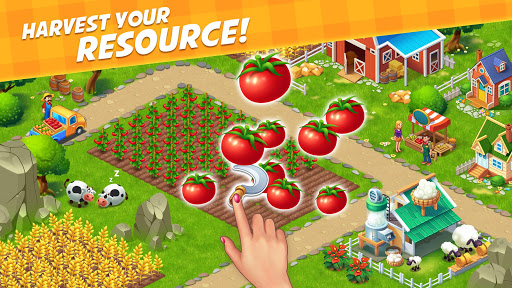 Farm City : Farming & City Building apkdebit screenshots 3