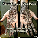 Henna Art Designs icon