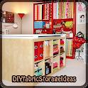 DIY Fabric Storage icon