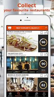 RestaGuru Foodie's Agenda - náhled