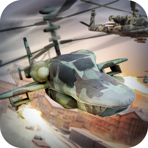 Helicopter Fighter Pilot Game