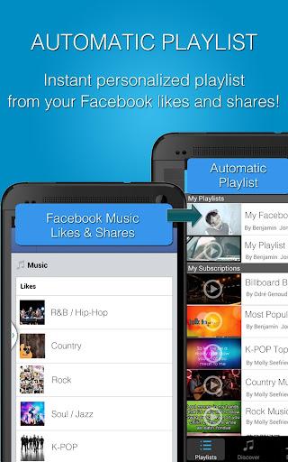 Free Music MP3 Player(Download screenshot 3