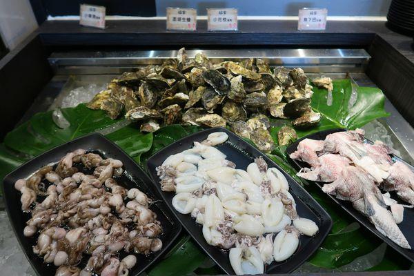 不論吃幾次都不曾失望的好客燒烤/海鮮吃到飽/蝦子干貝吃到飽/烤肉吃到飽