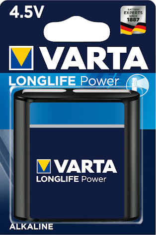 VARTA LONGLIFE Power 4,5V 1-PACK