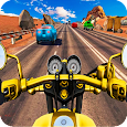 Highway Racer Motorcycle Rider : Motorcycle games