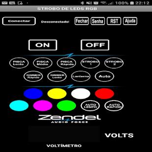 Strobo Zendel BLE 1.0 APK + Mod (Free purchase) إلى عن على ذكري المظهر