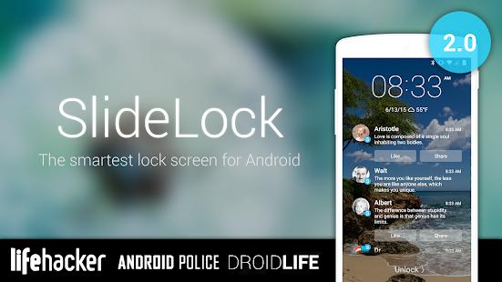 SlideLock Locker - screenshot thumbnail