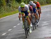 Loïc Vliegen kon ook in de derde rit van de Ronde van Wallonië net niet voorop blijven