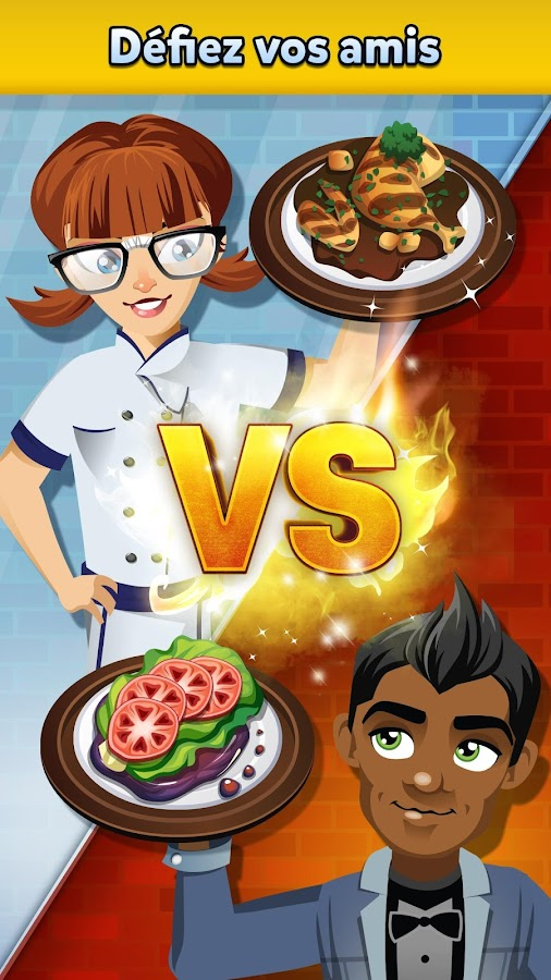 RESTAURANT DASH: GORDON RAMSAY – Capture d'écran