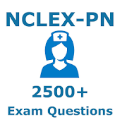 2500 NCLEX PN Questions Exam & Free PN Study Guide