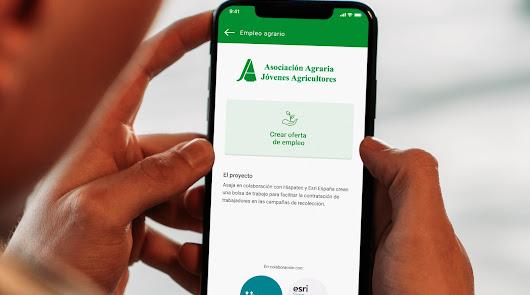 """Hispatec se une a la """"Bolsa de Trabajo"""" para el sector agrícola de ASAJA"""