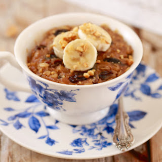 Breakfast Mug Microwave Recipes