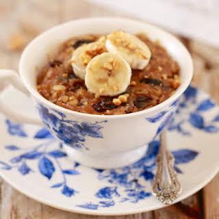 Microwave Breakfast Cookie in a Mug.