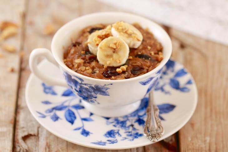 Microwave Breakfast Cookie in a Mug Recipe
