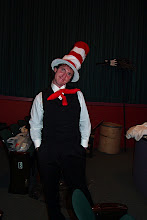 Photo: PJ as the Cat in the Hat