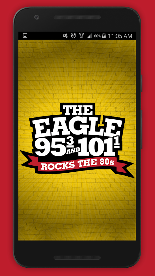 The Eagle Dayton 95.3, 101.1FM- screenshot