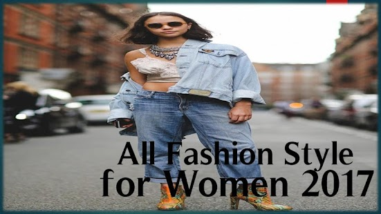 All Fashion Style For Women 2017 - náhled