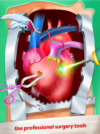 Heart Surgery Emergency Doctor 1.3 screenshots 9