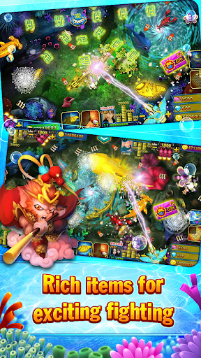 Fishing King Online - 3d multiplayer casino game 1.5.44 screenshots 2