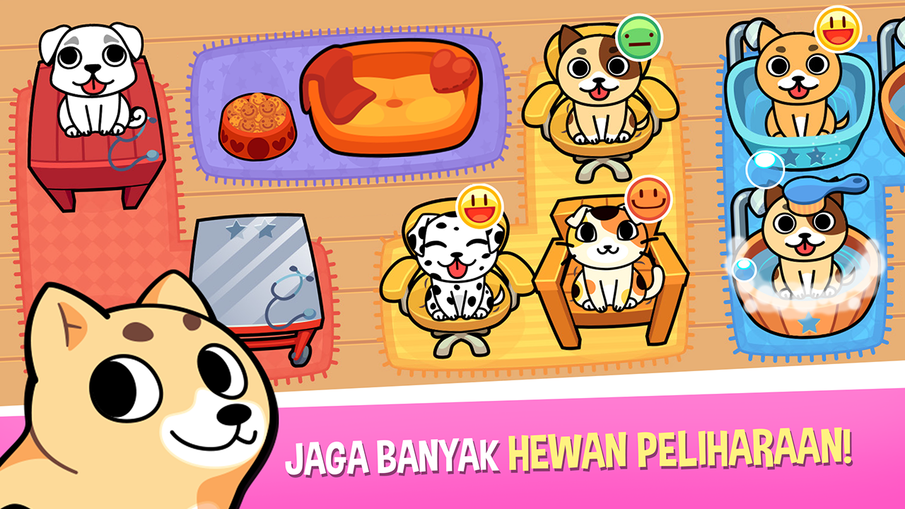 My Virtual Pet Shop Game Apl Android Di Google Play