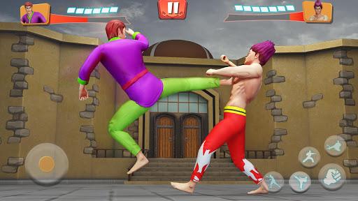 Tag Team Karate Fighting Tiger: World Kung Fu King screenshots 1