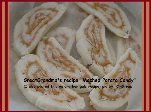 (I have also posted my photo on other potato candy recipes that posted on...