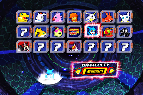 Best Digimon Rumble Arena 2 Hint - náhled