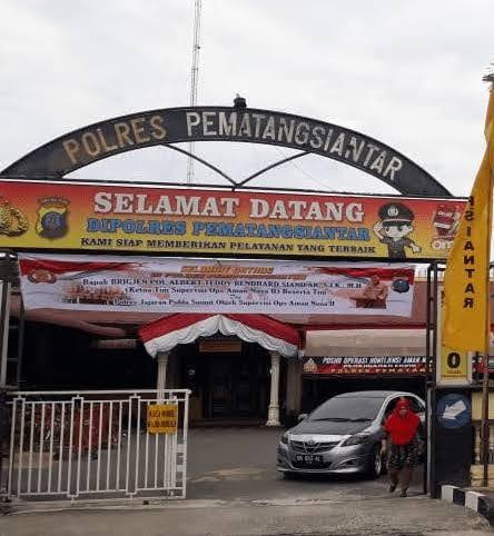 Polres Siantar Dinilai Lamban Tangani Kasus Teror Rumah Salah Satu Pemilik Media