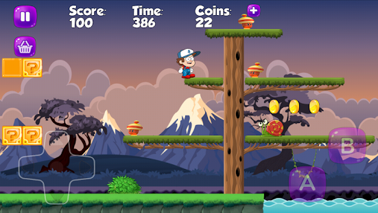 Gravity Mysteries Jungle Adventure Fals Game Free - náhled