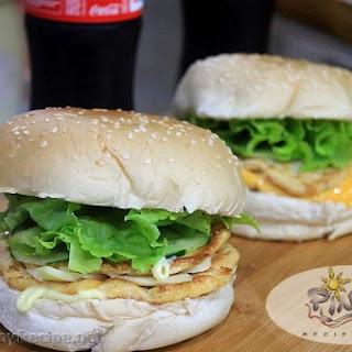 Tortang Corned Beef Sandwich Recipe