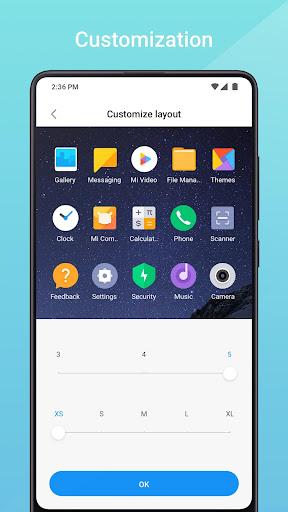 Mint Launcher screenshot 3