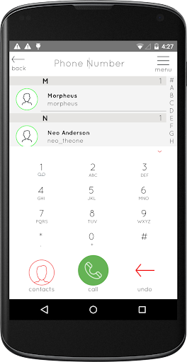 Clear Messenger 3.0 screenshots 2
