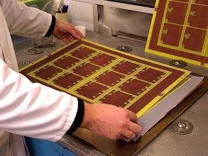 Photo: 10 - assembling layers
