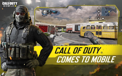 Call of Duty®: Mobile - Garena Mod