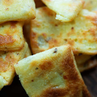 Low Carb Spicy Ranch Crackers Recipe