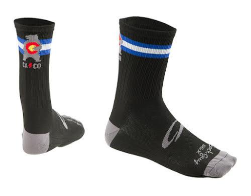 """Niner SockGuy SGX Cal-Co 6"""" Socks"""