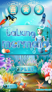 Talking Mermaid 2